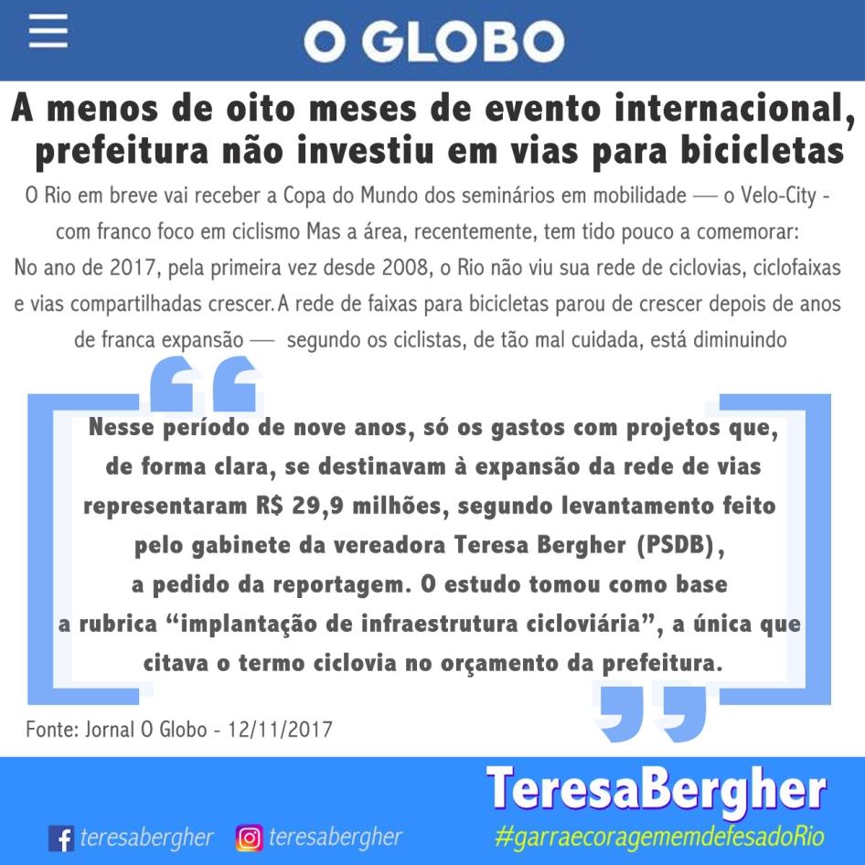 12/11/17 - O Globo