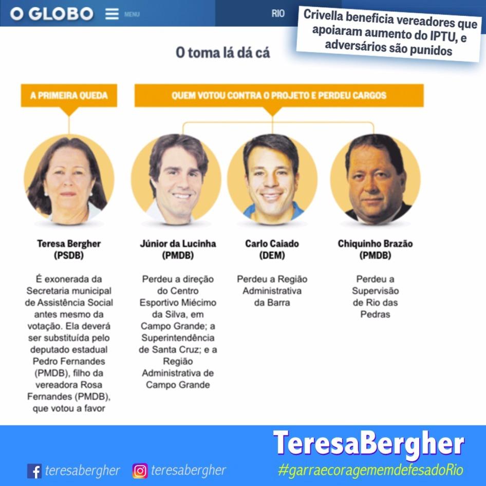 14/09/17 - O Globo