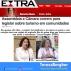14/11/17 - Jornal Extra - ``Em apenas oito dias, o projeto foi publicado e já entrou na pauta e com  votação única em regime de urgência.Mas há quem diga que tanta pressa  tem nome e sobrenome: Teresa Bergher (PSDB).``