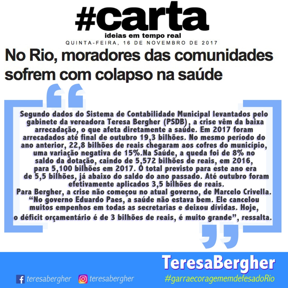 16/11/17 - Carta