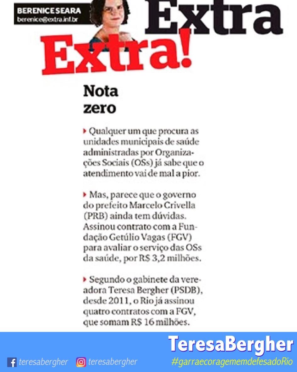 15/12/17 - EXTRA_Berenice Seara