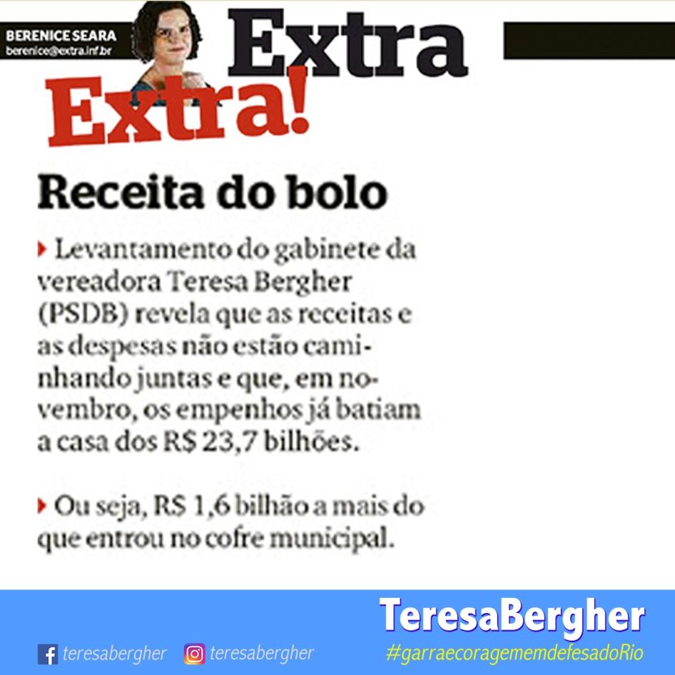 02/12/17 - EXTRA_Berenice Seara