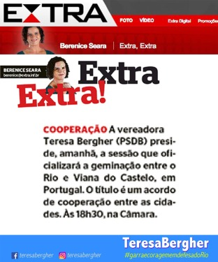 15/03/2018 - EXTRA_Berenice Seara