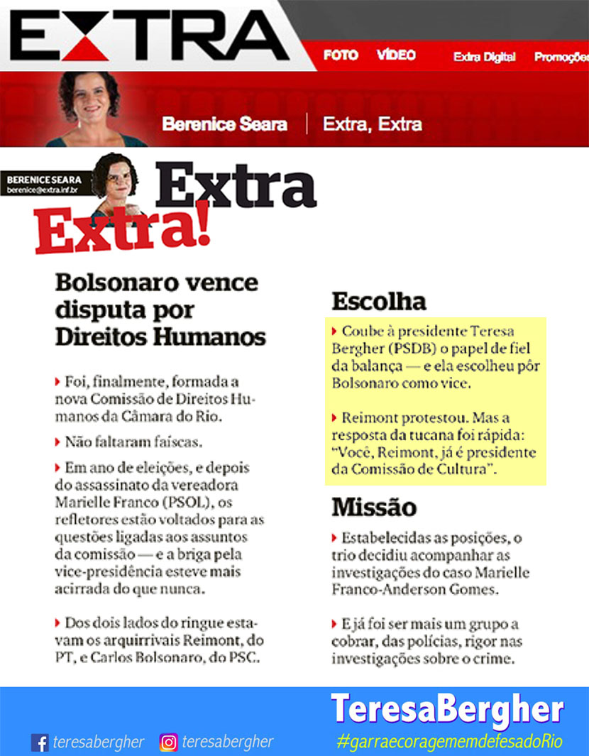 02/04/2018 - EXTRA_Berenice