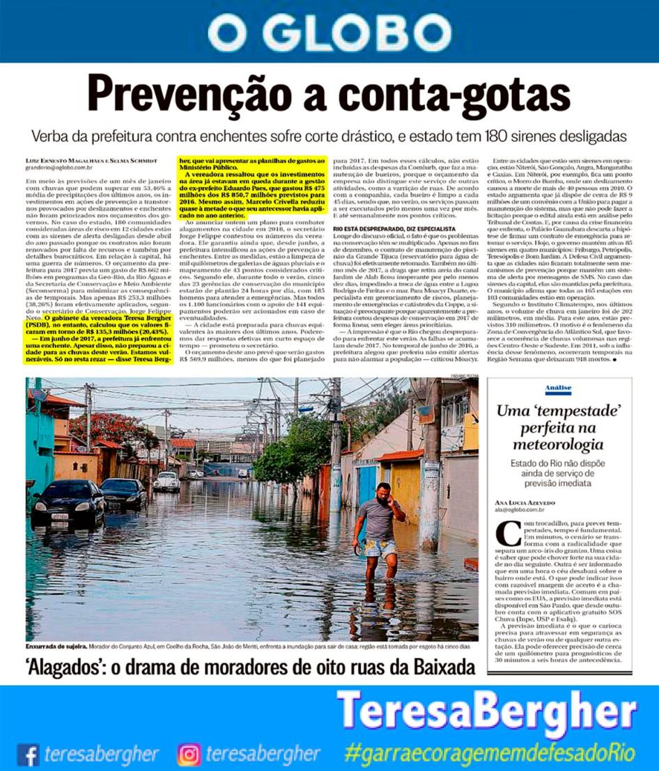 04/01/2018 - O Globo