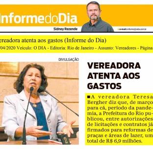 19/04/2020 (O DIA - Informe_do_Dia)