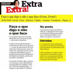 28/06/2020 (EXTRA-EXTRA)